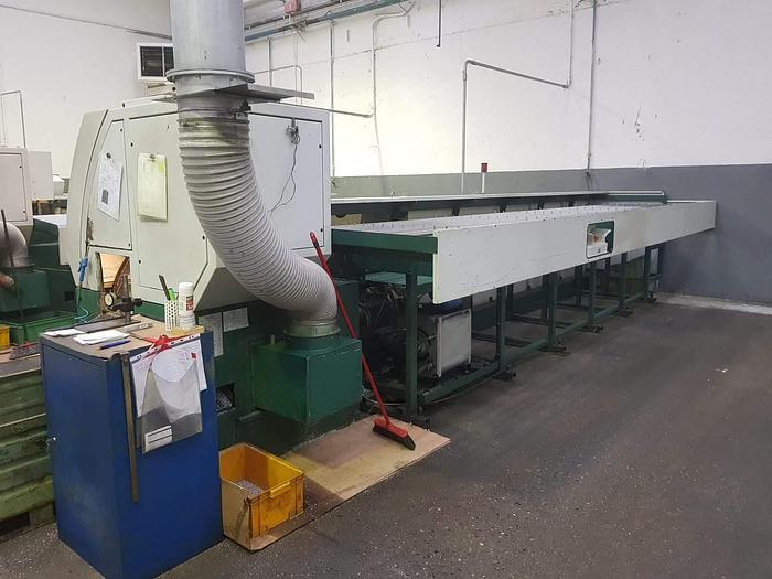 La segatrice sezionatrice automatica Adige CM601