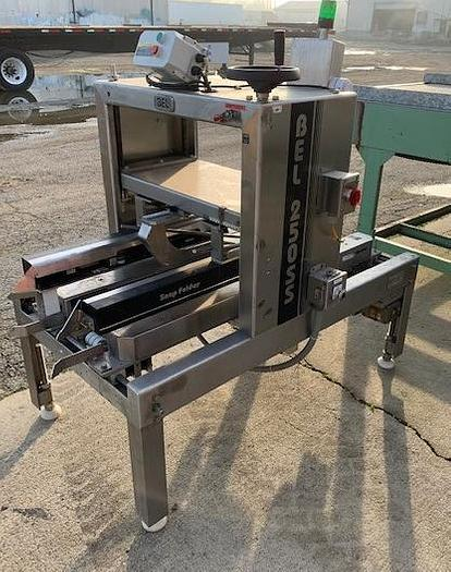 Belcor Fully Automatic Top Case Taper Model 250SS