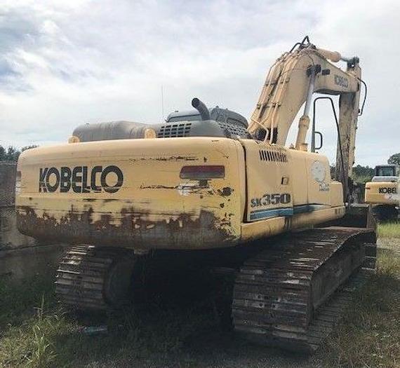 Used 2007 KOBELCO SK350 LC