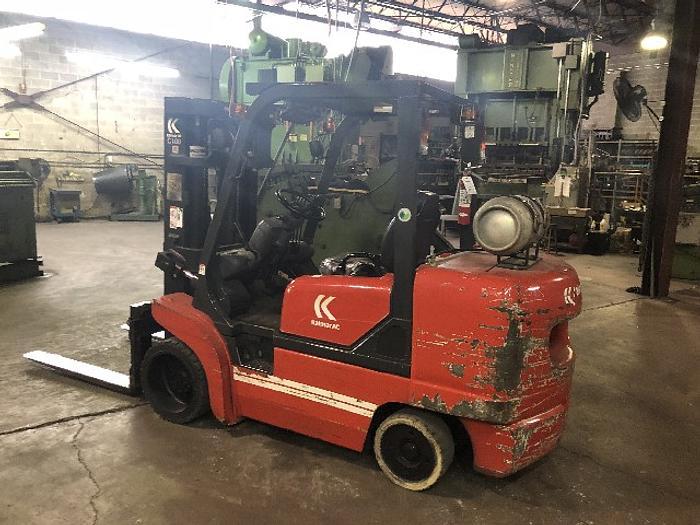 10,000 Kalmer AC LP Lift Truck