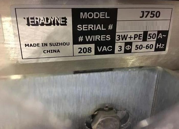 Teradyne J750EX Tester 256 Channels