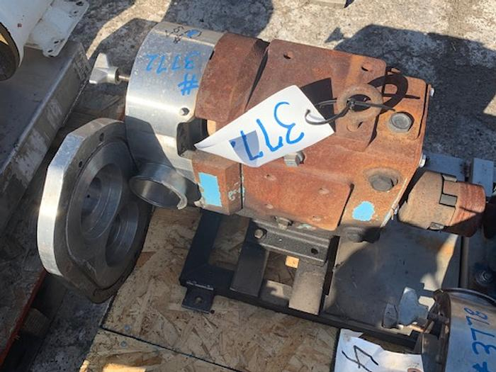 Waukesha Model 130 U1 Positive Displacement Pump
