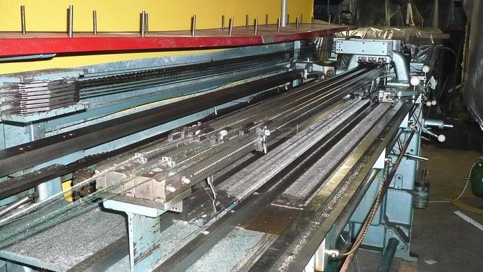 Gebraucht Links-Links- Flachstrickmaschine STOLL  LIFADO/C E05/170