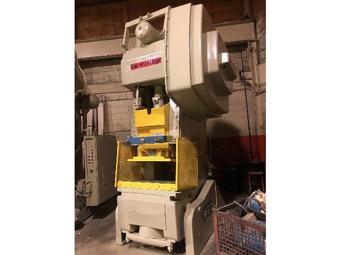 110 ton Bliss OBI Used Mechanical Press