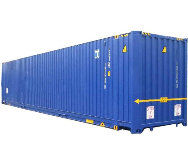 "45 'Container Pallet Width (CLEGP1) 9'6 """