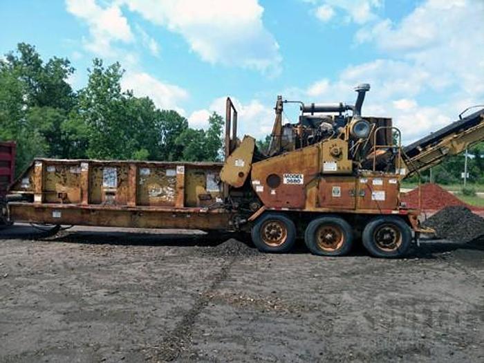 Used 1999 Bandit Beast 3680 Horizontal Grinder