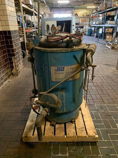 Used PRI Progressive Recovery Solvent Distillation Unit Model SC Pressure Vessel