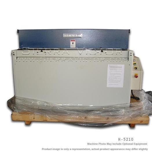 BIRMINGHAM Deluxe Hydraulic Shear H-6010