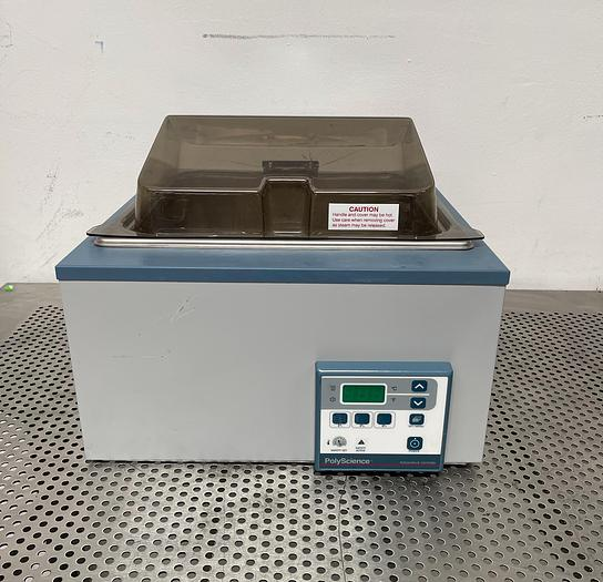Used PolyScience WD10A11B Water Bath 10 Liter 120V