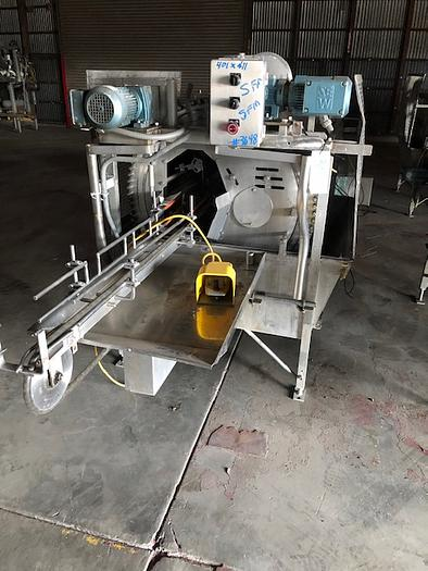 Used Solbern PTF Tumble Filler