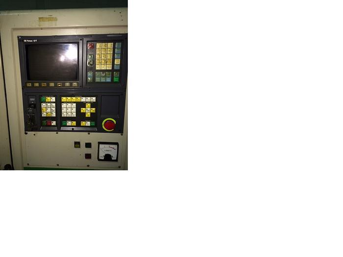HARDINGE CHNC1 Cnc Lathe Fanuc OT control 1991