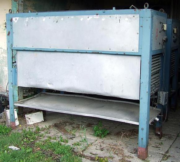 Używane 2-wentylatorowa chłodnica na freon