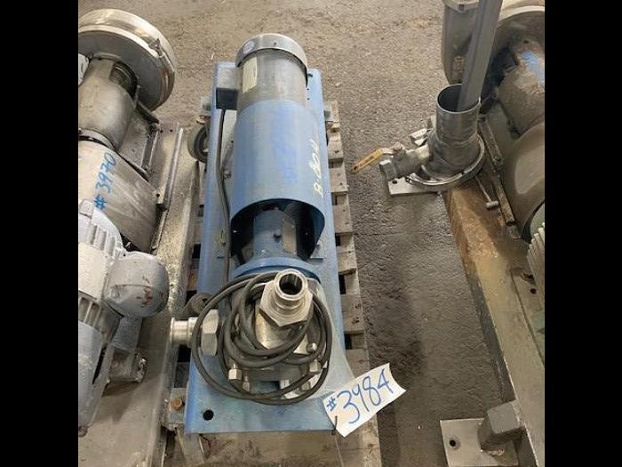 Used Sine Pump & Motor Portable Unit