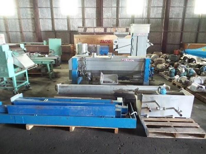Used Pieralisi Olive Oil Production Line