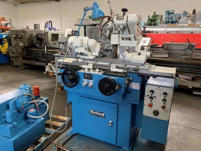 "Used 5"" x 12"", MYFORD, No. MG12HM, UNIVERSAL CYLINDRICAL GRINDER, INTERNAL ATTACHMENT [5451]"