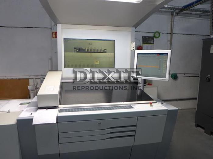 2009 Heidelberg SM74-5+LX2