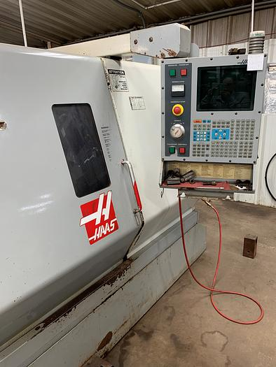 2002 Haas SL-30T-BB (Big Bore) CNC Lathe