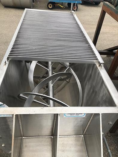 Hayes & Stolz 52 Cu. Ft. Double Ribbon Blender