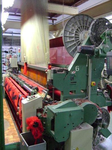 Used PICANOL terry towel weaving loom