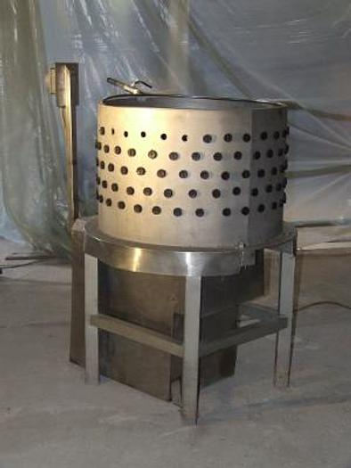 Używane Bębnowa skubarka do drobiu