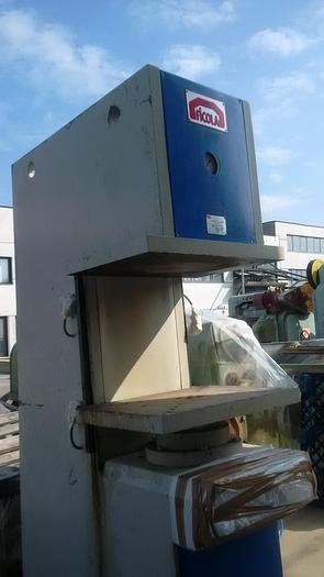 Used HYDRAULIC PRESS FICOLA MOD. 130 Ton (MANUFACTURED BY FUCCELLI)