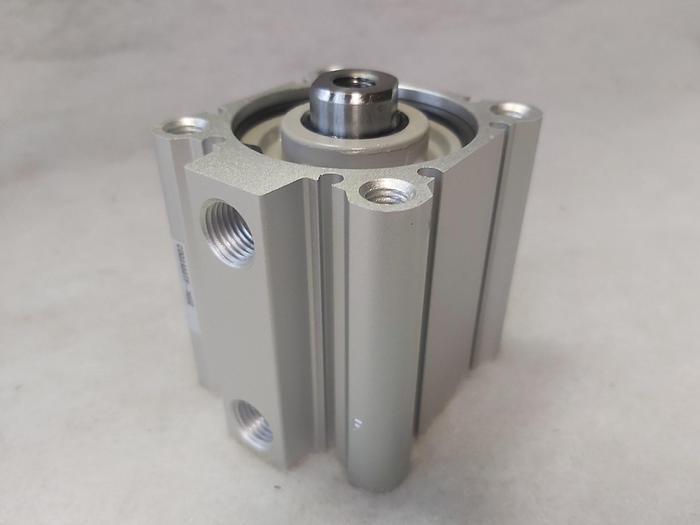 Pneumatikzylinder, doppelt wirkend, Hub 30mm, CDQ2A50TF-30DZ, SMC,  neu