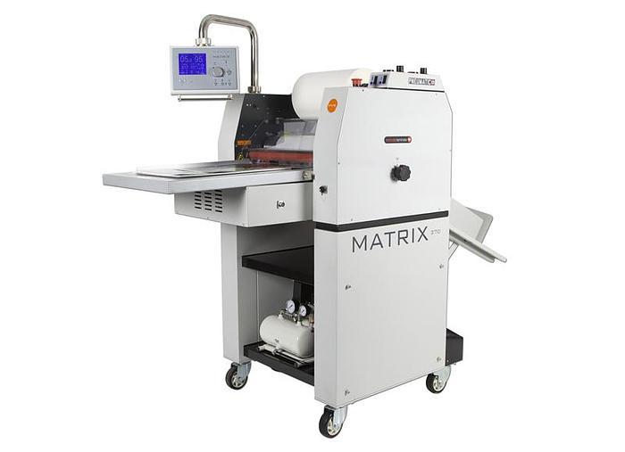Matrix MX-370P Pneumatic Laminator