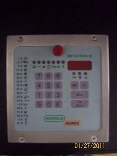 Used Metatron 12 Take-Offs w/ 080 Boards - Westfailia Equipment