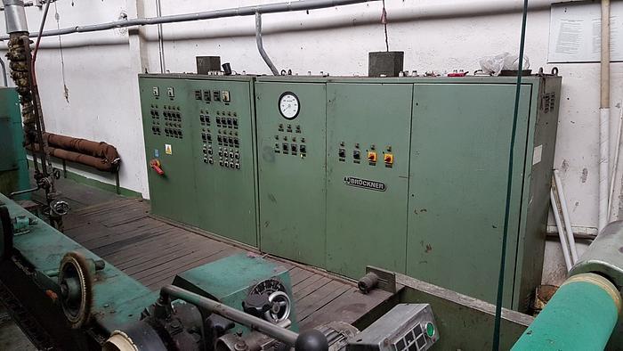 Stenter BRUCKNER   2600 mm  1976