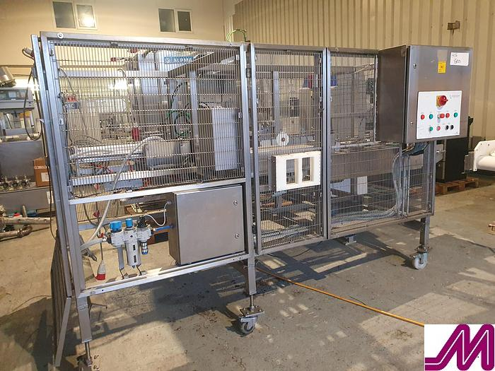 Used Norwood Food Machinery Full block cheese cutter