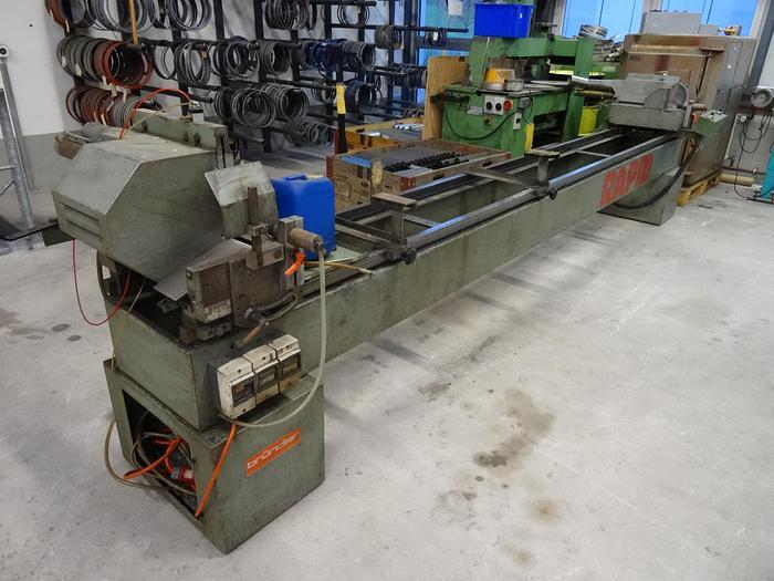 1980 Rapid Maschinenbau DGS