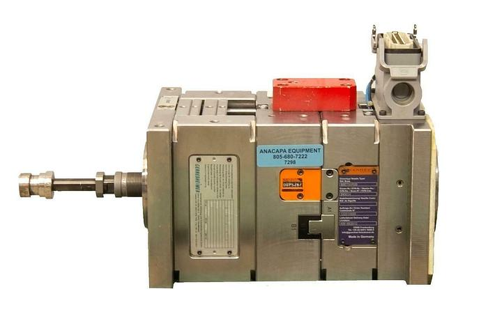Used Gerresheimer Gunther GmbH Injection Molding Assembly 230V Mold (7298)R