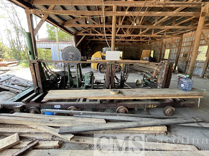 Used Corley Sawmill Carriage