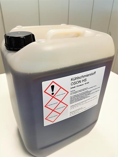 Kühlschmierstoff / Kühlmittelkonzentrat Oson HS 10kg