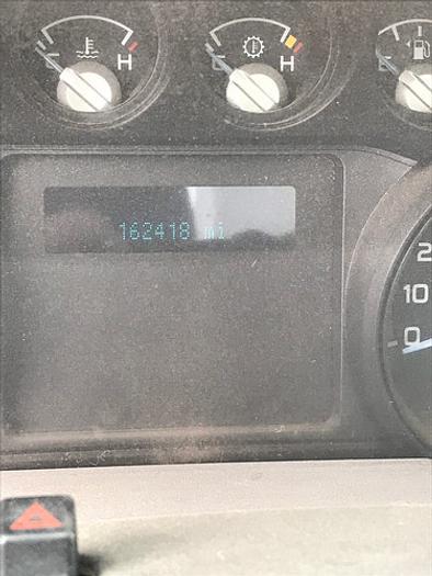 2012 Ford F450 Bucket Truck
