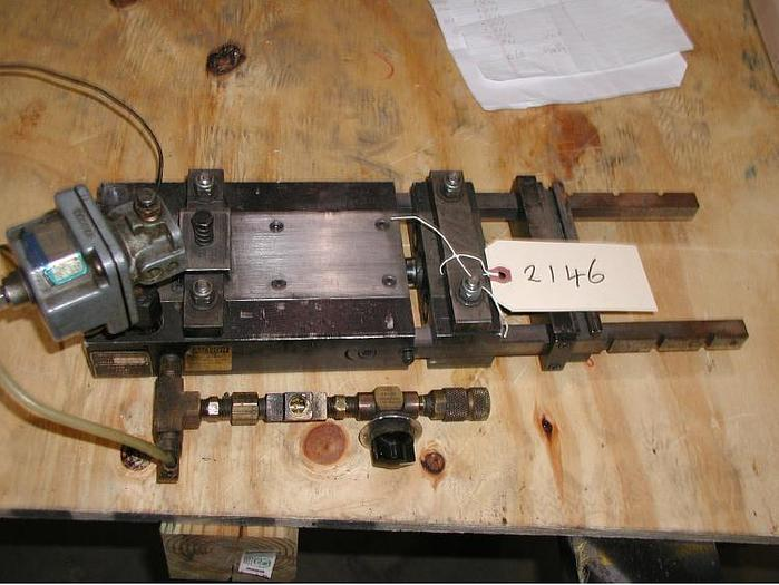 "Used 3"" W. x 6""Str x .062"", RAPID-AIR, No. C6E,"