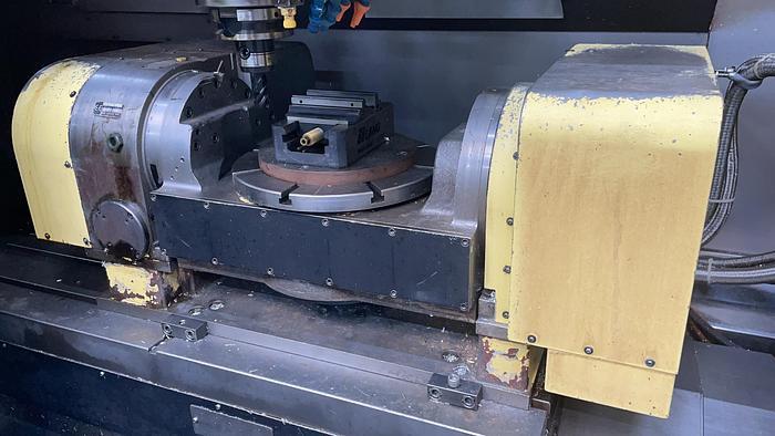 Gebruikt Nikken 5AX350 five-axis rotary table