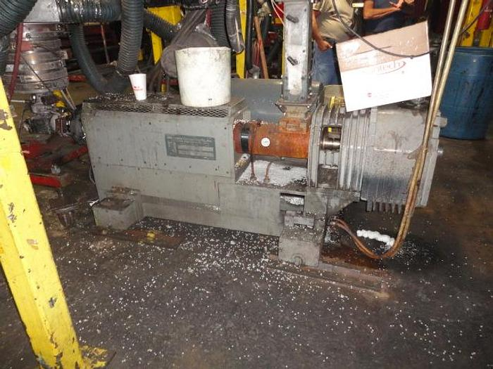 Used 60mm GEC Grooved Feed Extruder