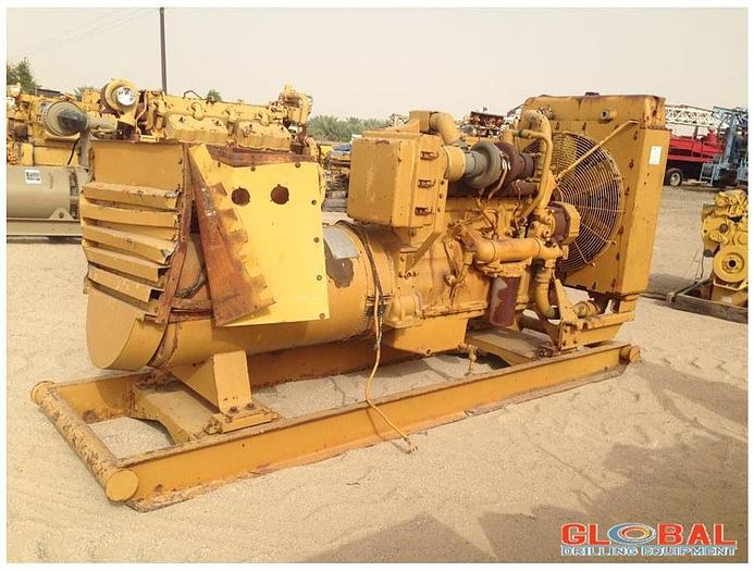 Used Item 0646 : Caterpillar SR-4 Generator Set w/ 3406 Engine