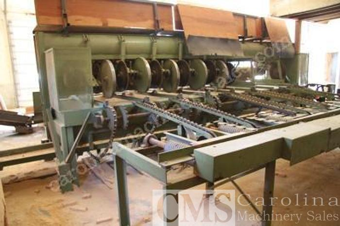 Used Woods Complete Planer Mill