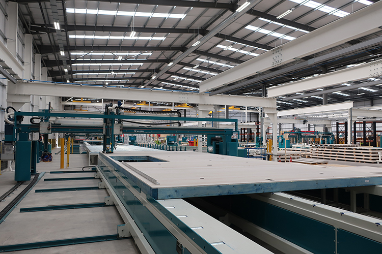 Timber Frame Manufacturing Equipment