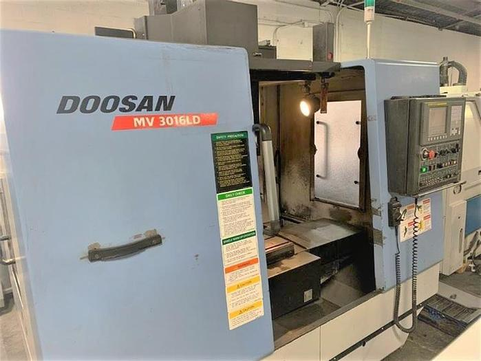 Used 2007 Doosan/Daewoo DMV 3016Ld