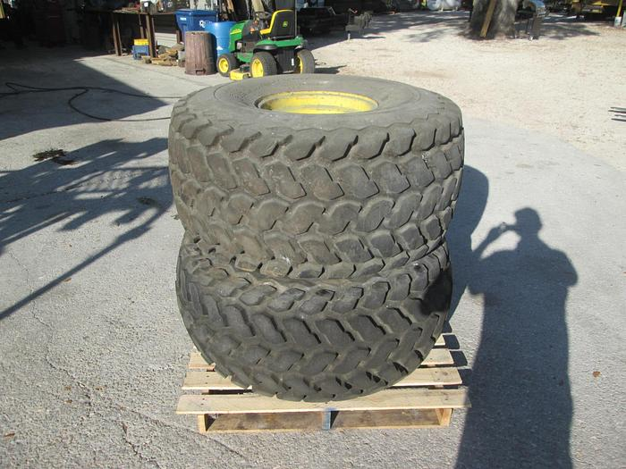 Firestone 21.5L-16.1 Tractor Tires And Rims