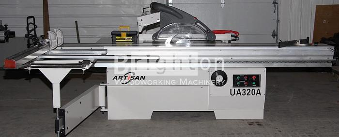 2018 ARTISAN UA320A Sliding Table Saw -