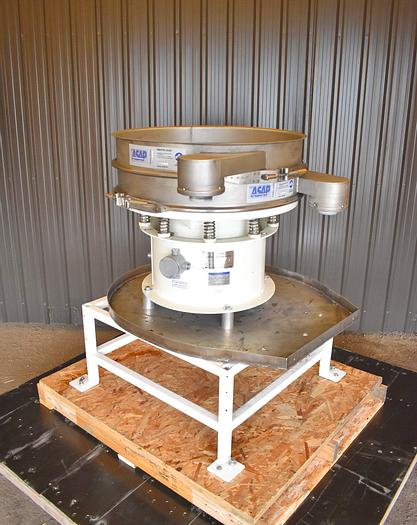 Used USED SWECO SCREEN, 30'' DIAMETER, STAINLESS STEEL