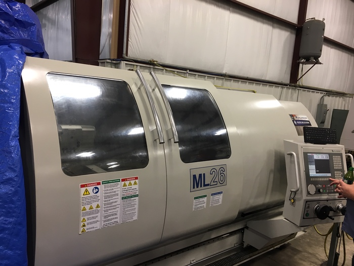2014 Milltronics ML26/80