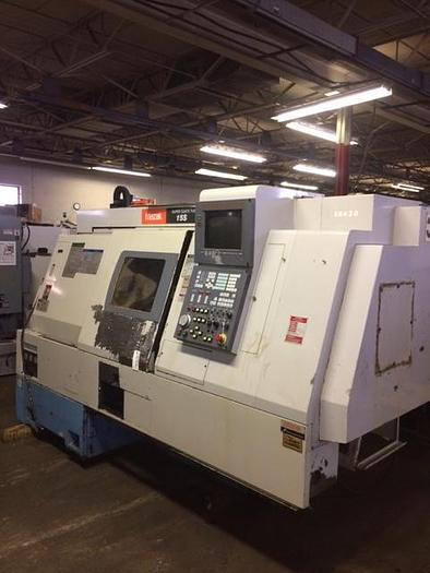 1997 MAZAK SUPER QUICK TURN 15S with Sub Spindle