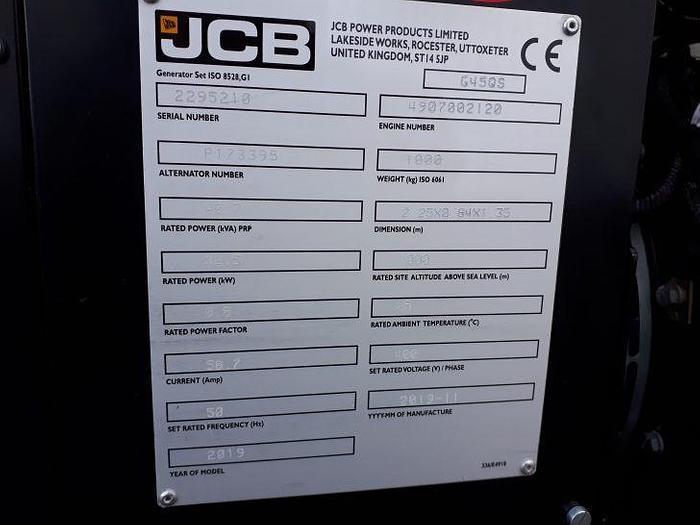 JCB G45QS