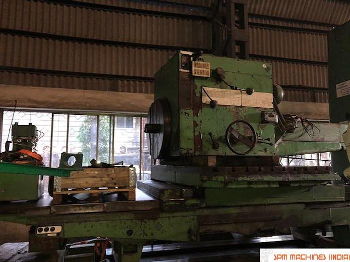 Used WMW BFT 125/5 H Boring Machine - 1988