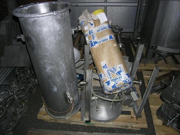 Used TEKFA blower